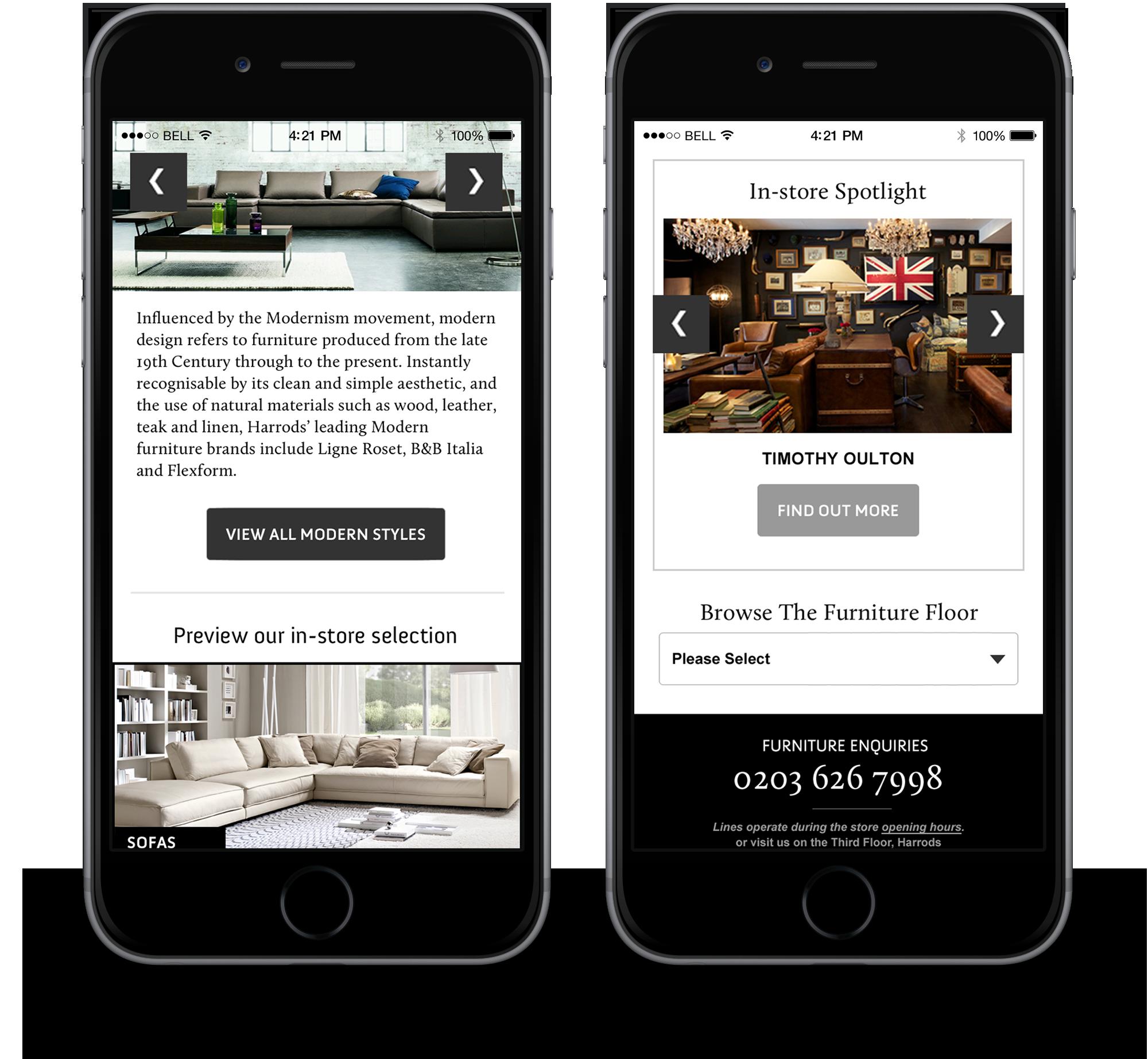 harrods hawaii design. Black Bedroom Furniture Sets. Home Design Ideas